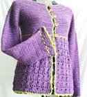 Ombeline, crochet pattern by Sylvie Damey