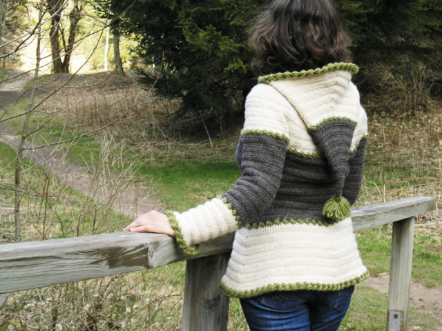 Leontine, crochet pattern by Sylvie Damey