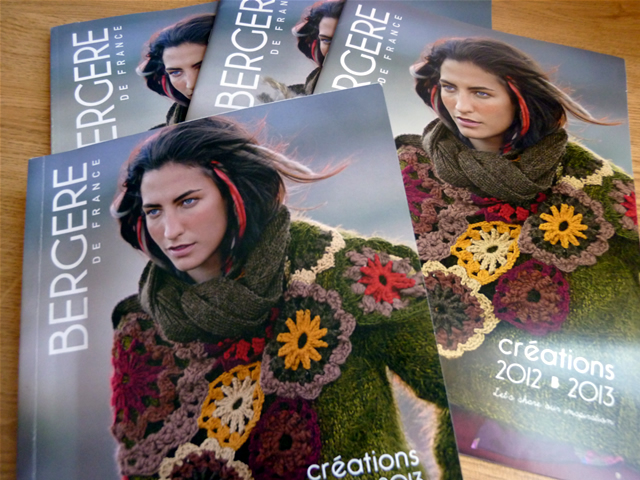 Sylvie Damey » French Knitting : Knitting from the french